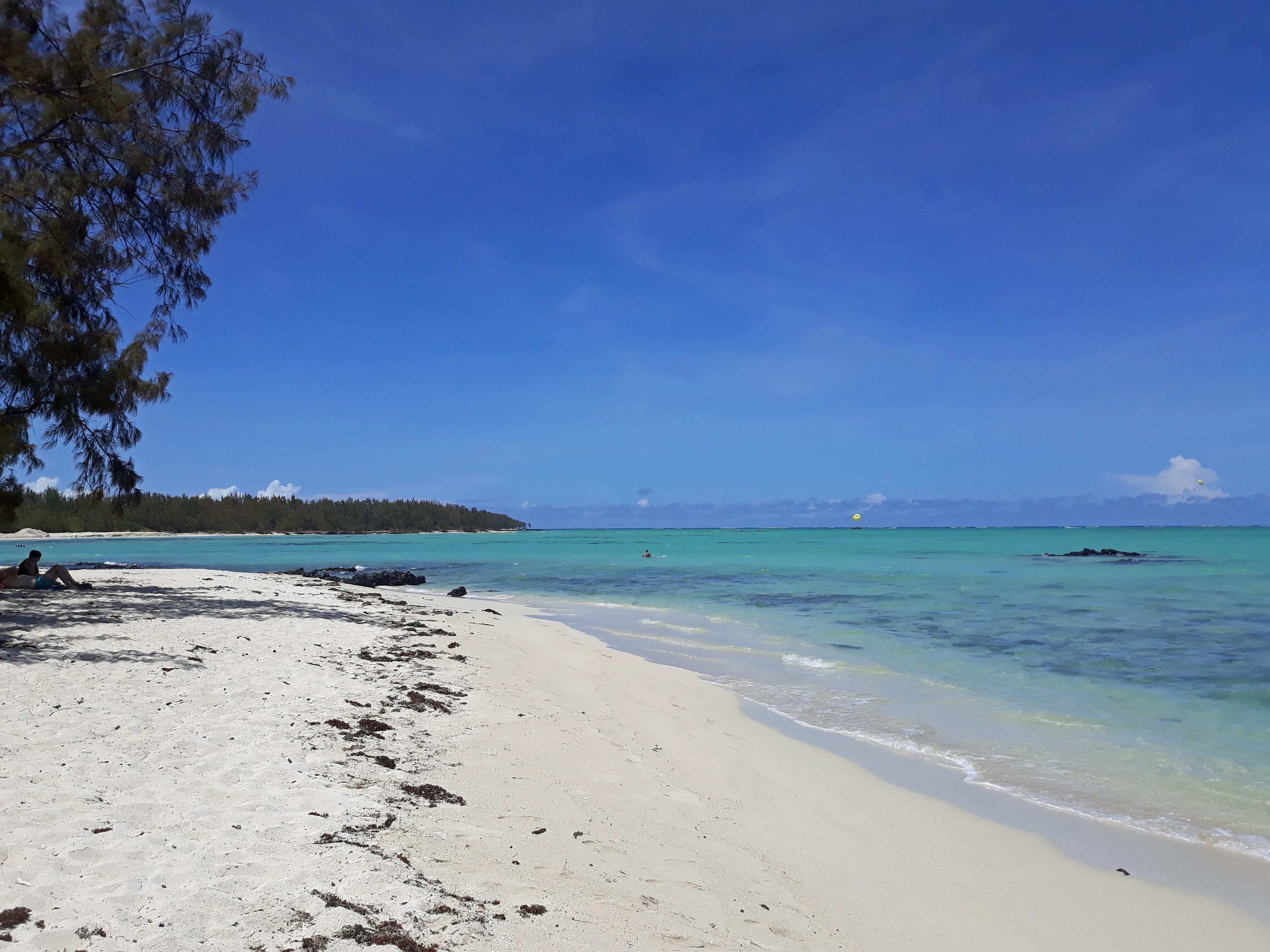 Mauritius- Île aux Cerfs