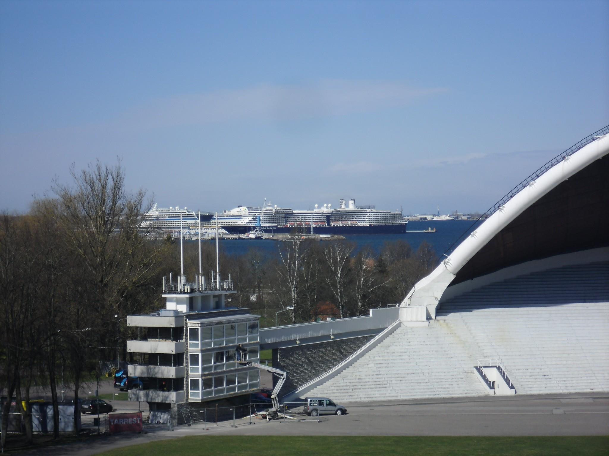 Hafen in Tallinn