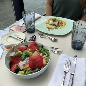 Leckeres Mittagessen