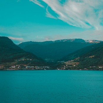 Fjord in Flam