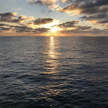Erinnerung Seetag auf AIDAsol