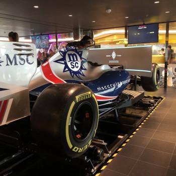 Formel1-Simulator