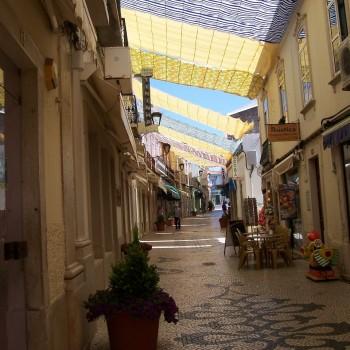 Altstadt bei Faro