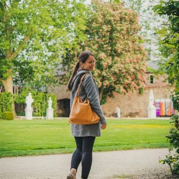 Ein Spaziergang durch den Palastgarten
