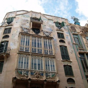Beeindruckende Hausfassaden