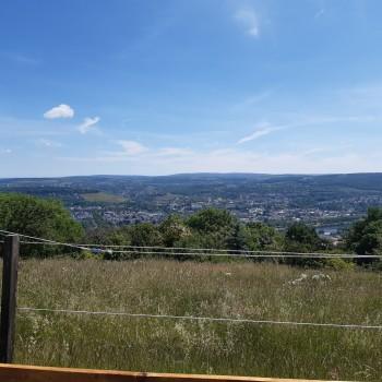 Ausblick vom Markusberg