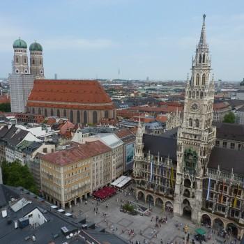 Rathhaus München