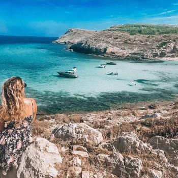 Traumhafte Bucht auf Mallorca