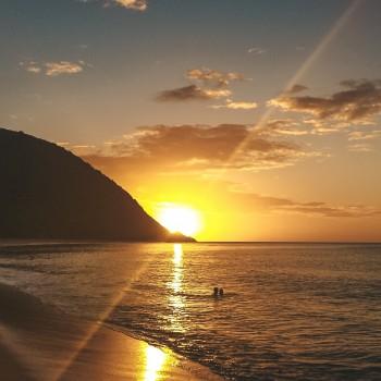 Karibischer Sundowner
