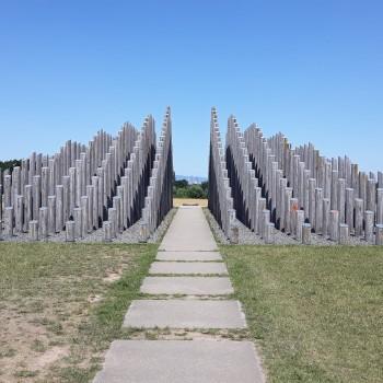 Stangenpyramide bei Dreieich