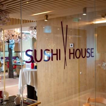 Ein Blick ins Sushi House auf AIDAnova