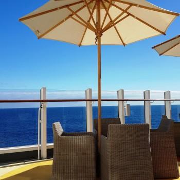 Traumhafter Seetag auf dem Weg nach La Palma