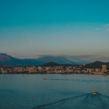 Ausblick auf Ajaccio