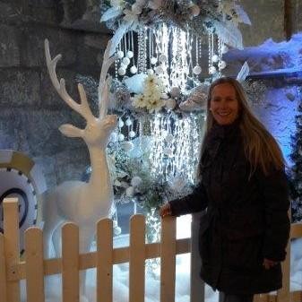 Unterirdisch weihnachtlich