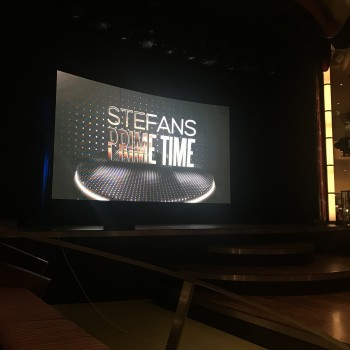 """""""Es ist 20 Uhr Zeit für Stephans Prime Time an Bord von AIDAsol"""