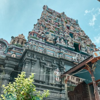 Ein Hindutempel