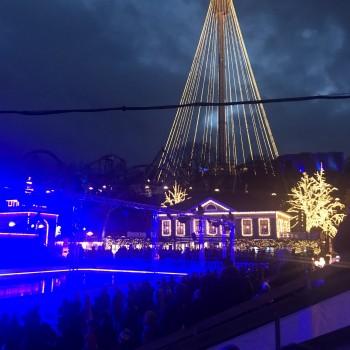 Weihnachtsstimmung im Liseberg