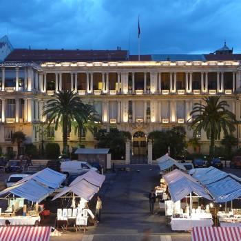Der Cours Saleya