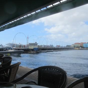 Kaffeepause mit Brückenöffnung