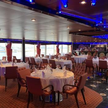 Club-Restaurant der Costa Fascinosa