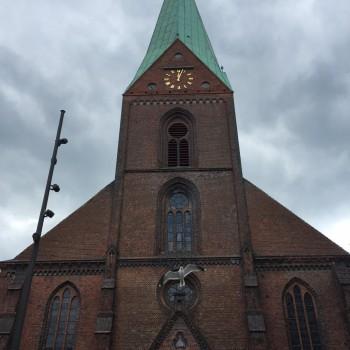 Die bekannteste Kirche Kiels