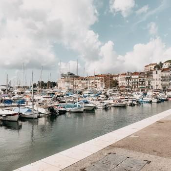 Cannes' Yachthafen