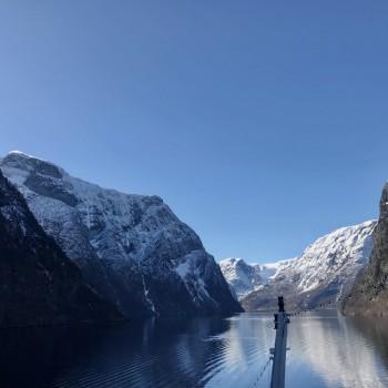 Fjordfahrt