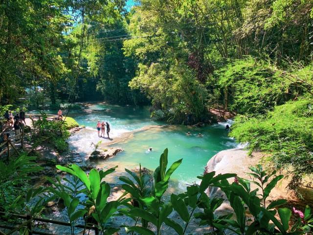 YS-Wasserfälle