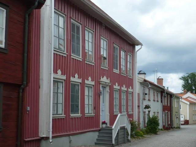 Häuser von Eksjö