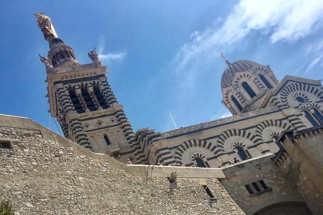 Die Notre-Dame de la Garde