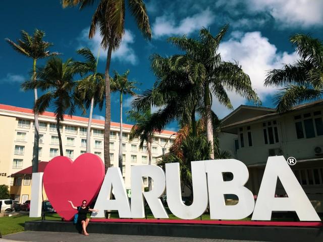 I ♥ Aruba