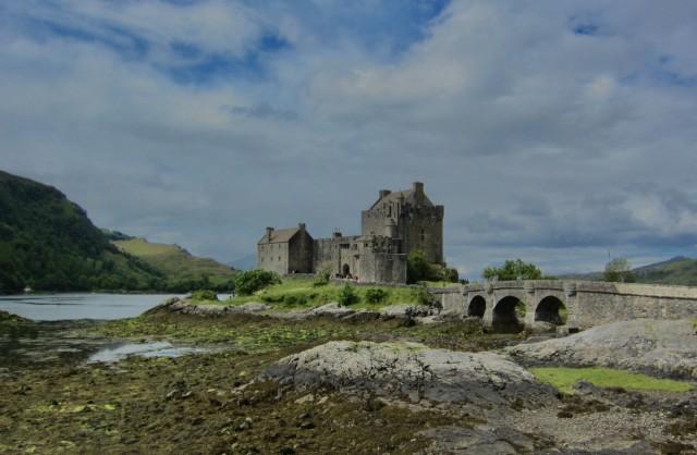 Eilean Donsn Castle
