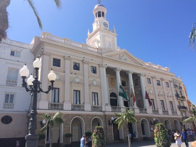 Stadt Cadiz