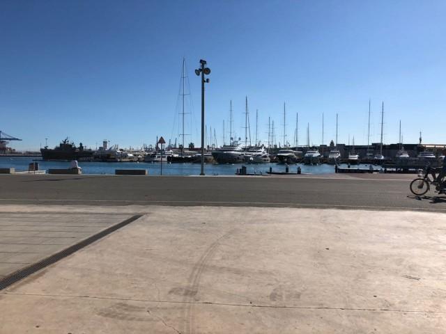 Hafen von Valencia