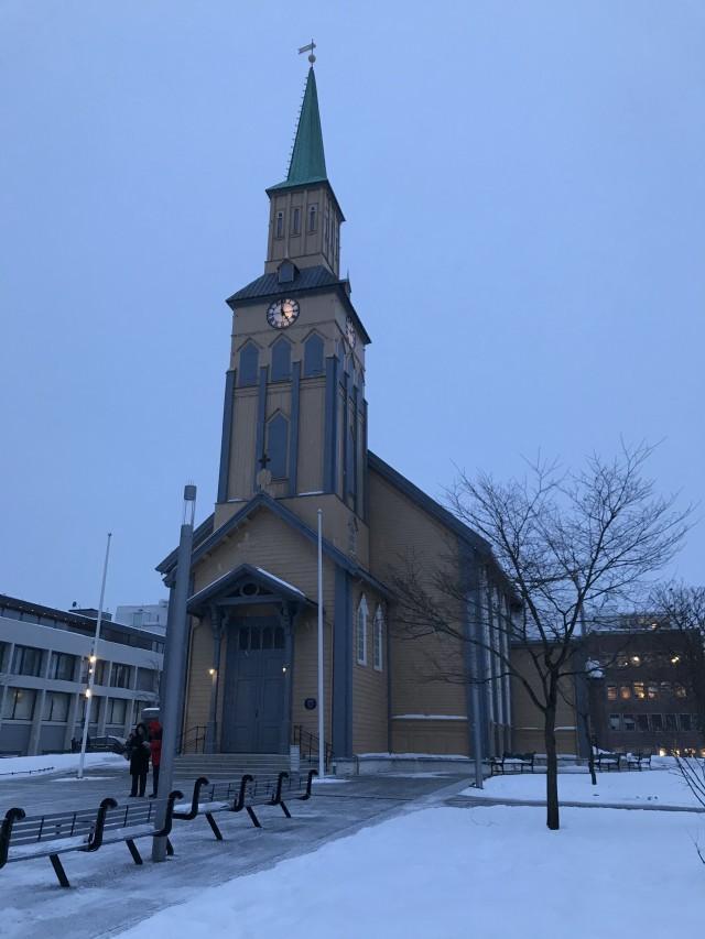 Dom zu Tromso