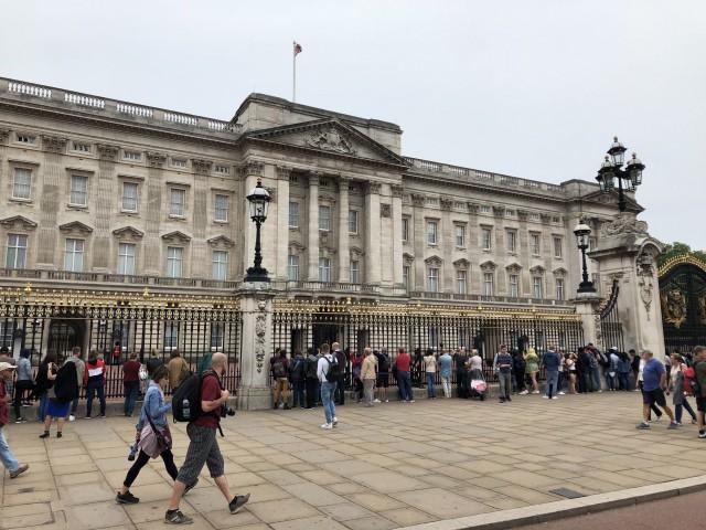 Geburtstag von Tochter Hannah in London