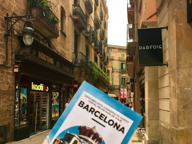 Städte-Trip Barcelona