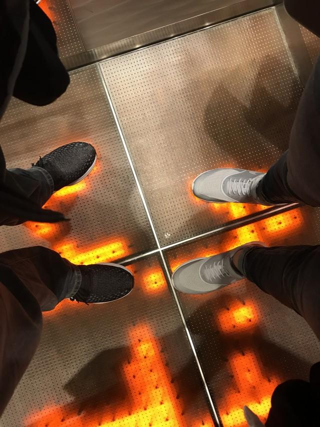 Disco Fahrstuhl