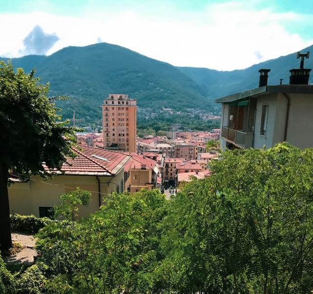 Über den Dächern von La Spezia 2