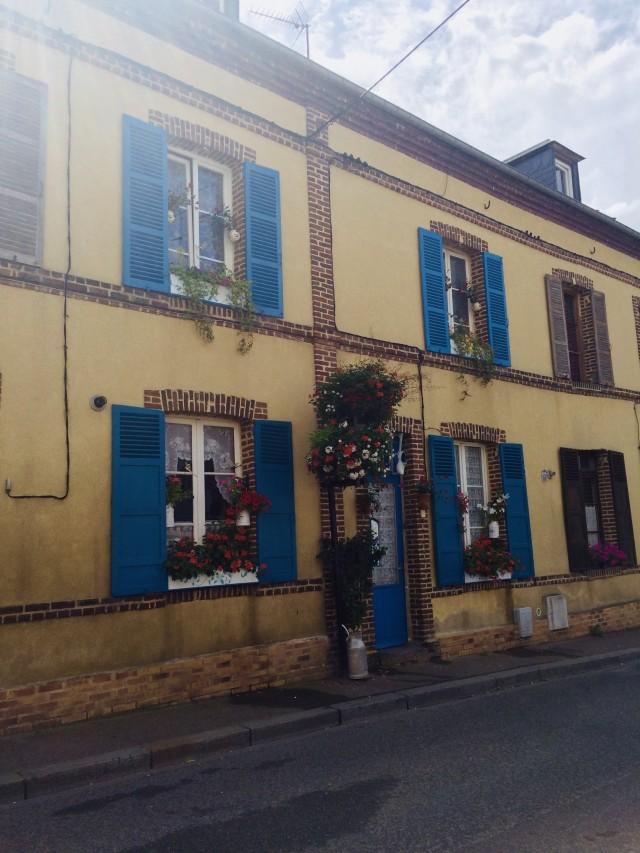 Privathaus in Honfleur