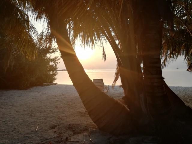 Paradiesische Insel
