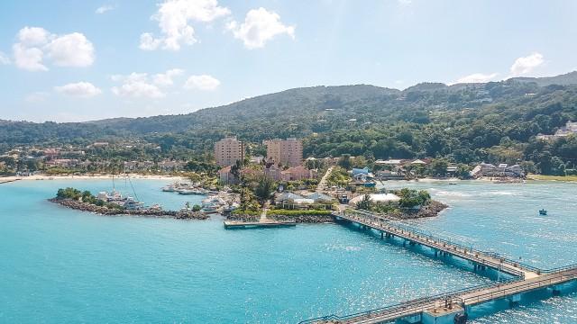 Hafen Ocho Rios