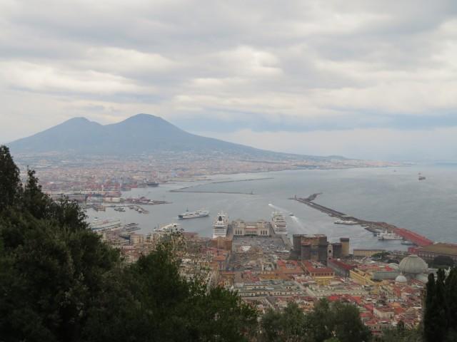 Neapel & Vesuv