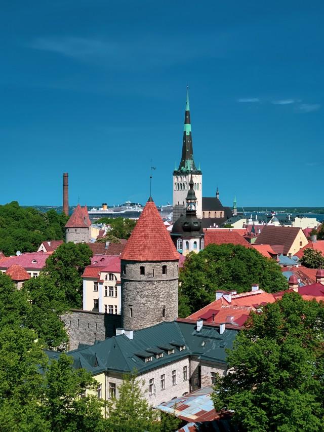 Tallinn von oben