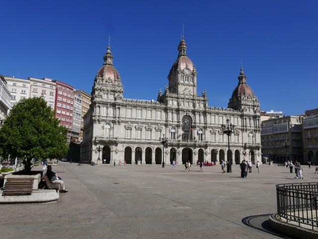 María Pita Square