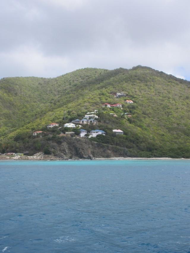 Erste Eindrücke von Tortola
