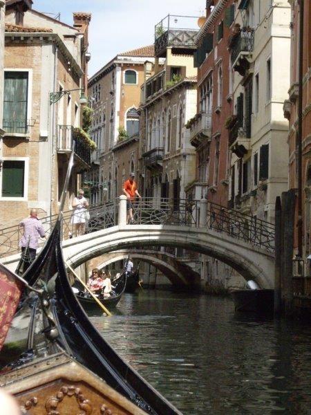 Venedig ohne Gondelfahrt geht einfach nicht