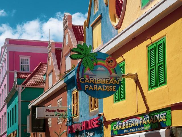 Shopping auf Curacao