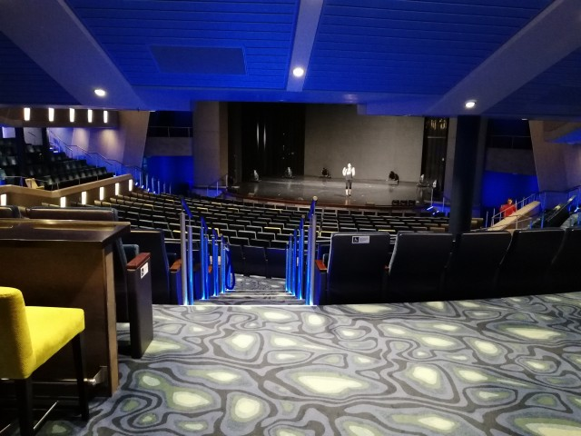 Blick ins Theater