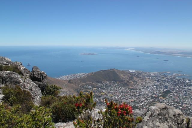 Traumhafter Tafelberg